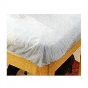 Sábana de celulosa para camilla ajustable
