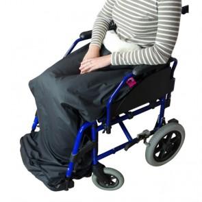 Saco térmico impermeable para silla de ruedas Saniluxe +180cm.