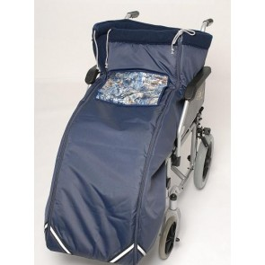 Saco térmico e impermeable para silla de ruedas Naturlamb