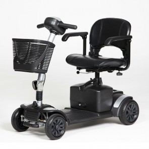 Scooter Eclipse plegable y desmontable