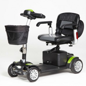 Scooter Eclipse+ plegable y desmontable lux