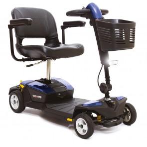 Scooter GOGO LX azul