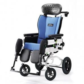 Silla basculante Juditta - Para exteriores con ruedas no autopropulsables