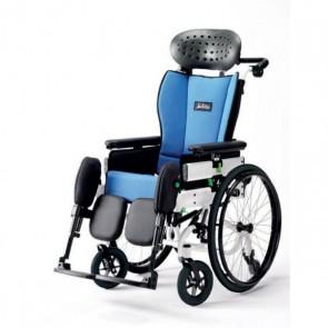 Silla basculante Juditta - Para exteriores con ruedas autopropulsables
