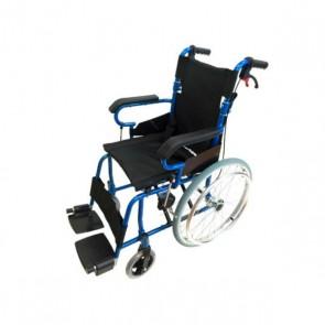 Silla de ruedas compacta autopropulsable