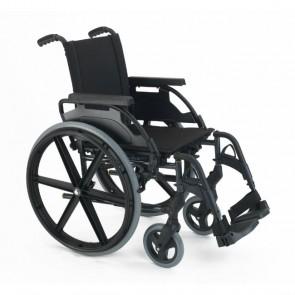 Silla de ruedas de acero autopropulsable Breezy Premium