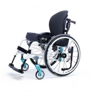 Silla de ruedas de aluminio Invacare Action 5 Rigid
