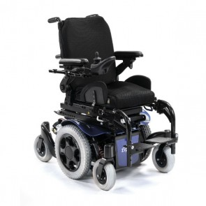 Silla de ruedas eléctrica compacta Zippie Salsa M2 Mini
