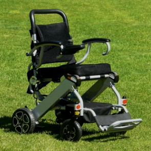 Silla de ruedas electrica plegable Libercar Mistral