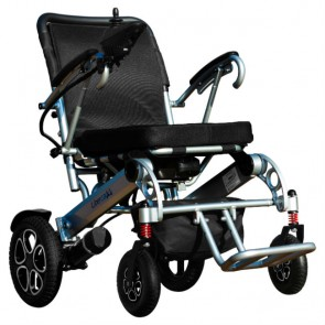 Silla de ruedas eléctrica plegable Libercar Siena