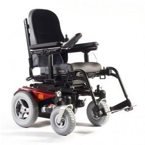 Silla de ruedas eléctrica Quickie Jive R2 tracción trasera
