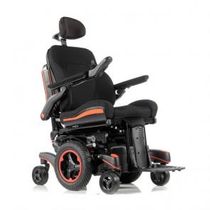 Silla de ruedas eléctrica Quickie Q700 M Sedeo Ergo - Tracción central