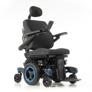 Silla de ruedas eléctrica Quickie Q700 Sedeo Pro - Tracción central