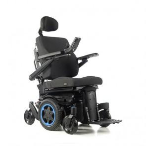 Silla de ruedas eléctrica tracción central Quickie Q500 M Sedeo Pro