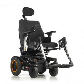 Silla de ruedas eléctrica tracción trasera Quickie Q500 R Sedeo Pro