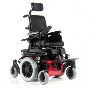 Silla de ruedas eléctrica con tracción central Zippie Salsa M2