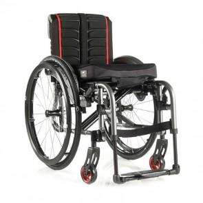 Quickie Life - Silla de ruedas de aluminio plegable