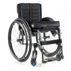 Quickie Life R - Silla de ruedas de aluminio de chasis rígido