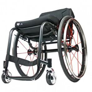 RGK Hi Lite - Silla de ruedas a medida en titanio
