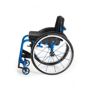 Silla de ruedas ultraligera Wolturnus Tukan de chasis rígido