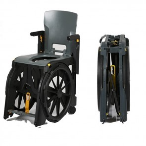 Silla de ducha Wheelable -Seatara