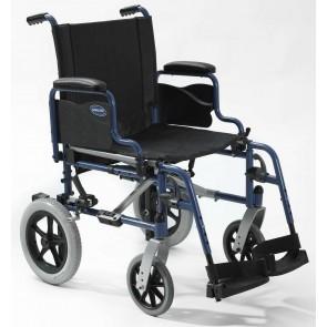 Silla de ruedas de acero Invacare Action 1 NG Transit