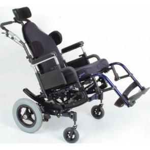 Silla de ruedas de posicionamiento Quickie Iris