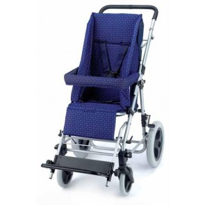 Silla de ruedas pediátrica tipo paraguas Nido