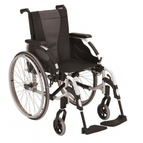 Invacare Action 3 NG autopropulsable gris pizarra