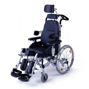 Silla de ruedas basculante Serena