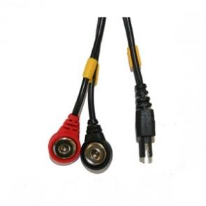 Cable COMPEX Conexión SNAP 6P (AMARILLO)