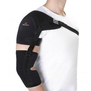 Soporte de hombro con cincha de brazo y antebrazo