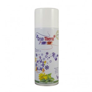 Spray de frio con Arnica 400ml. Cryo Therm Fast