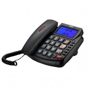 Teléfono Funker D20 Easy Home con teclas grandes y memorias directas con foto