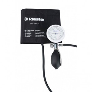 Tensiómetro aneroide Riester Precisa N shock-proof con brazalete adulto