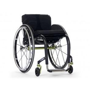 TiLite ZR Series II - Silla de ruedas de chasis rígido de titanio mono tubo