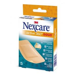 Tiritas plástico Nexcare Active 10 unid (tiras para cortar)
