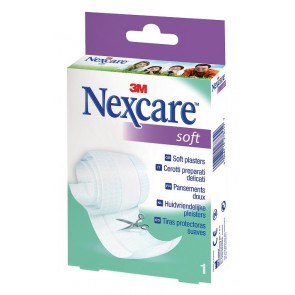 Tiritas Nexcare Soft 1 metro
