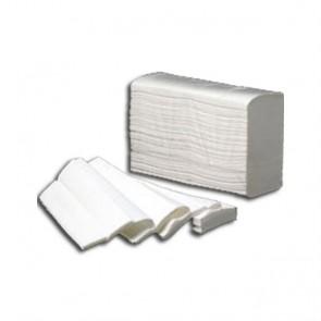"""Toalla celulosa """"Z"""" 2 capas, 23,3x23cm, 192 unidades"""