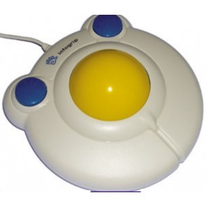 Ratón Bigtrack de bola gigante