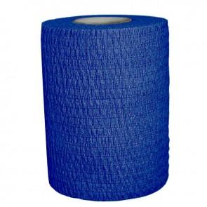 Venda Elástica Cohesiva Azul 10cm x 4.5m