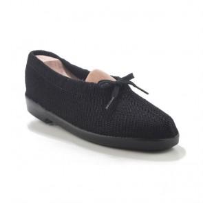 Zapatilla Confortina Classic para señora - Negro