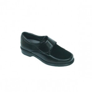 Zapato ortópedico Areli Elastic Confort - Negro