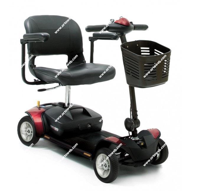 Scooter Gogo 4 ruedas y baterias de 12 amperios