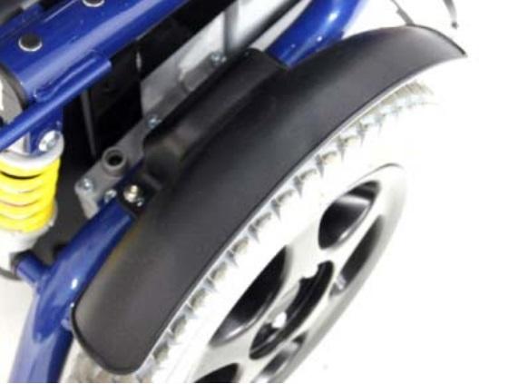 Guardabarros para ruedas traseras