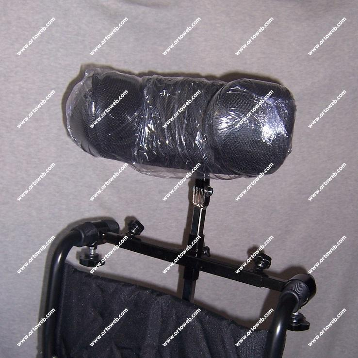 Reposacabezas acolchado (no válido para ancho de asiento de 60cm.)