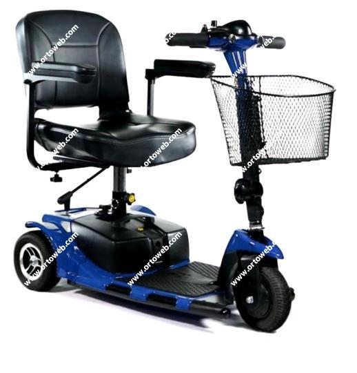 Scooter Litium 3 ruedas
