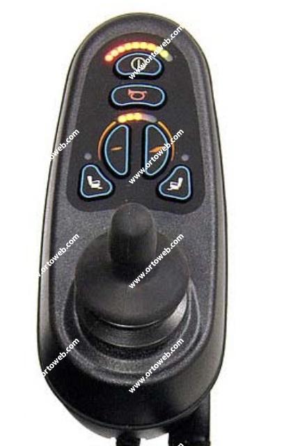 Mando VR2 (standard) - compatible con hasta dos opciones eléctricas