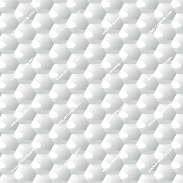 Mosaico blanco