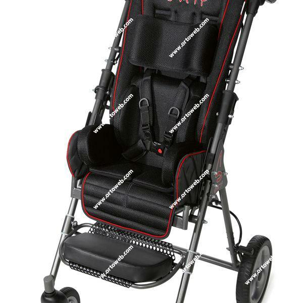 Silla infantil de paseo postural swifty ortoweb - Reductor silla paseo ...